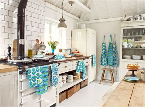 retro modern kitchen lilly loray