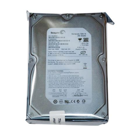 Hardisk Seagate 250 Gb jual seagate slim disk for pc 250 gb sata