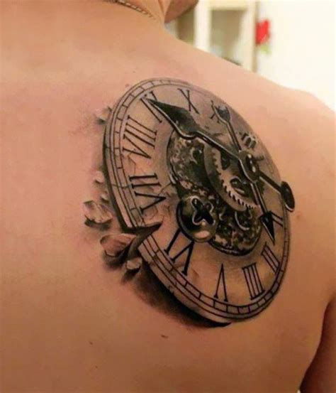 50 unbelievable 3d tattoos that will blow your mind