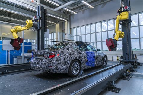 bmw factory bmw dingolfing plant is setting up for the bmw g30 5 series
