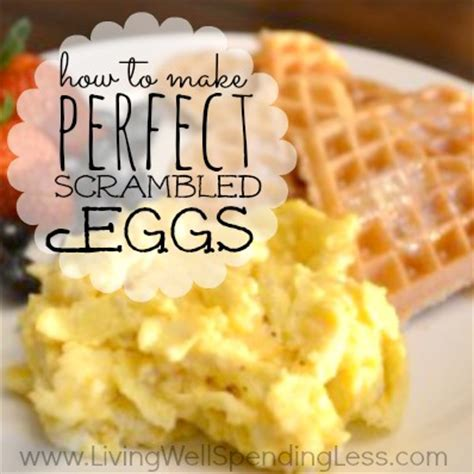 how to make really scrambled eggs how to make scrambled eggs the best scrambled eggs
