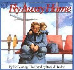cafe inferring lesson plan with fly away home by bunting