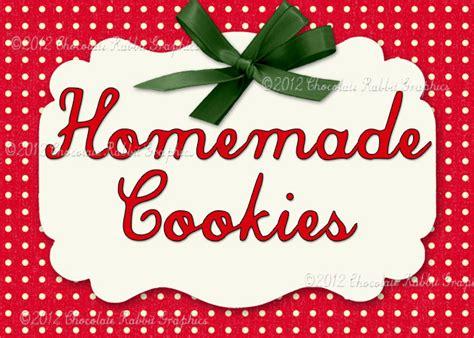 printable christmas baking tags christmas cookie label vintage retro tag digital printable