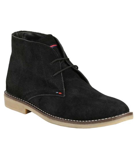 brown hawk black boots price in india buy brown hawk