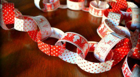 Make Your Own Paper Chains - make your own paper chain kits the packs