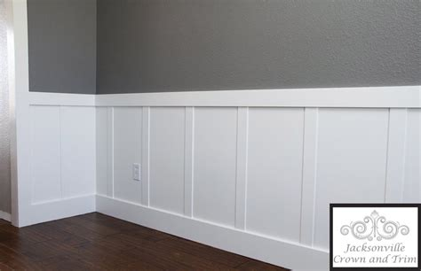 wainscoting chair rail molding jacksonville crown molding window trim wainscot chair