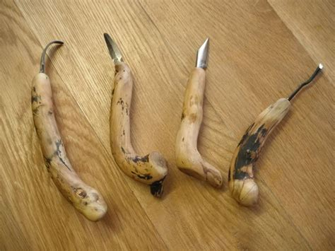 Handmade Wood Carving Knives - 17 best images about my handmade knives leatherwork on