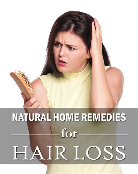loss treat home remedies for hair loss that are simple and