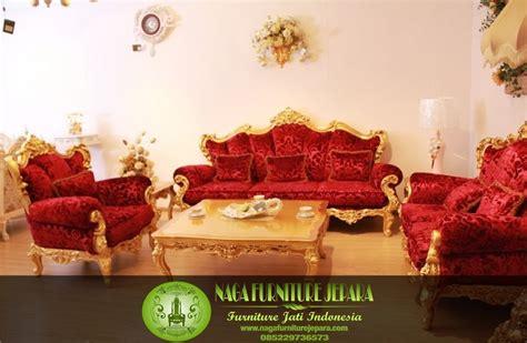 Kursi Tamu Minimalis Termurah jual set kursi sofa tamu minimalis jati ukir termurah di