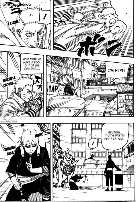 film naruto gaiden chapter 2 predictions naruto gaiden manga chapter 1 discussion and