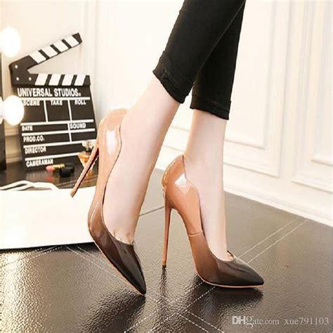 Heel 12 Cm 12cm high heel shoes for platform wedding shoes