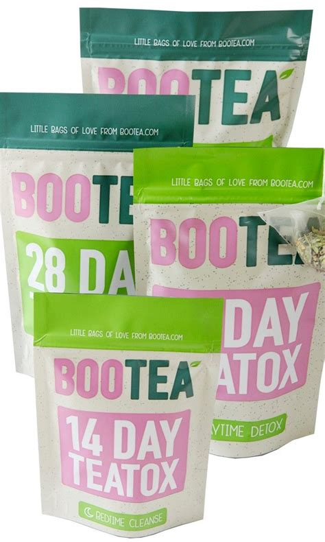Ms Fitness Detox by 14 Or 28 Day Teatox Absolutely It You