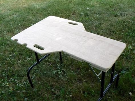 aluminum shooting bench best 25 portable shooting bench ideas on pinterest
