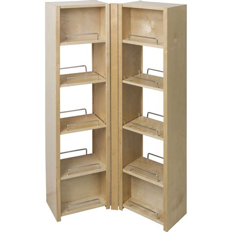 Already Assembled Kitchen Cabinets by Pantry Swing Out Cabinet All Cabinet Parts