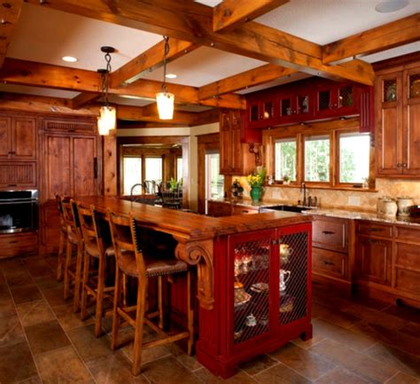 4 Person Kitchen Island