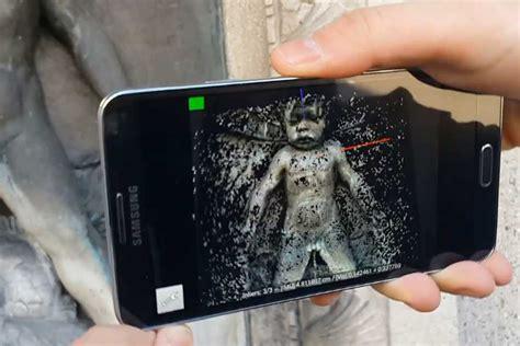 app design zürich eth zurich transforms android smartphones into 3d scanners