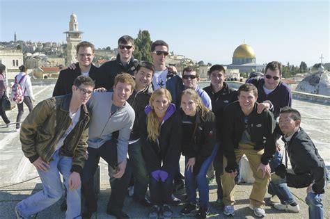 Wsu Mba Business Strategy by Israeli Students Washington Students