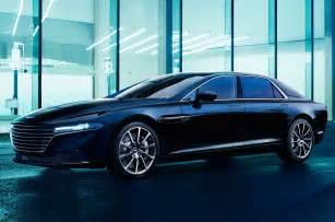 Aston Martin Lagonda 2015 2015 Aston Martin Lagonda Sedan Detailed Gtspirit