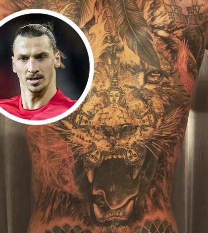ibrahimovic tattoo unterarm tattoo spirit europas grosse tattoo illustrierte