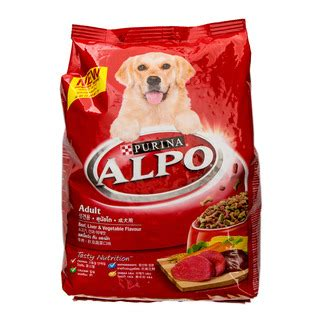 Alpo Beef 1 5kg purina alpo food beef liver veg 1 5kg