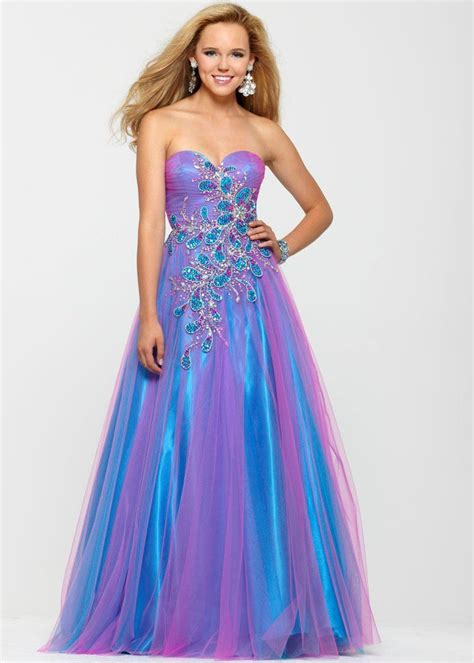 prom colors clarisse 2160 multi color prom gown from rissy roo s prom