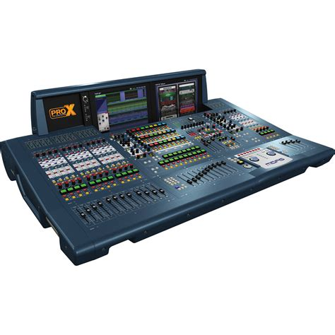 Mixer Audio Midas midas pro x center digital audio mixing pro x cc