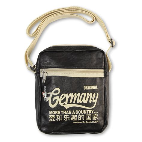 robin ruth shoulder bag the country of germany plastic