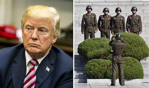 donald trump asia tour donald trump will not visit north korea border on south