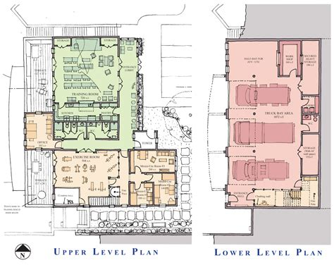 station designs floor plans four mile station competition