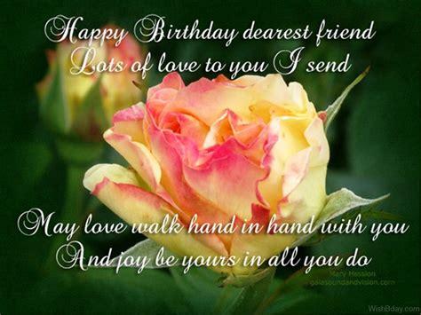 Happy Birthday Ecards Friend by 84 Birthday Wishes With Flowers