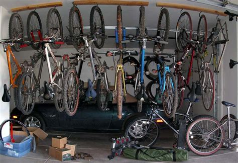solution garage bike storage ideas home design ideas