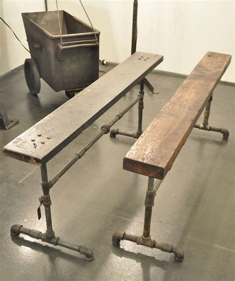 industrial pipe console table http brookegiannetti typepad com a
