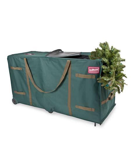 christmas tree bag with wheels