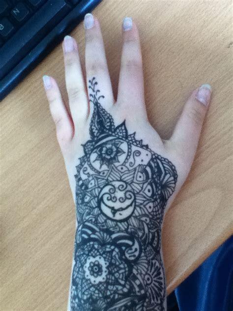 henna tattoo hot springs arkansas henna pattern arm 1 by spirit0407 on deviantart