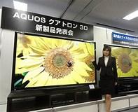 Image result for Sharp TV Japan