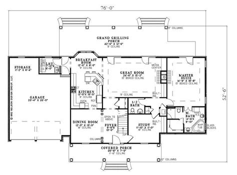 nelson design group home plans 772 magnolia drive nelson design group