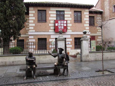 alm 225 ciga de olvidos museo casa natal de cervantes en - Casa Cervantes Alcala De Henares