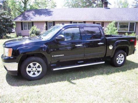 buy car manuals 2007 gmc sierra engine control find used 2007 07 gmc sierra z71 2wd crew cab black in hawkinsville georgia united states for