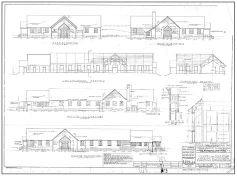 what is included in architectural plans architectural drawings