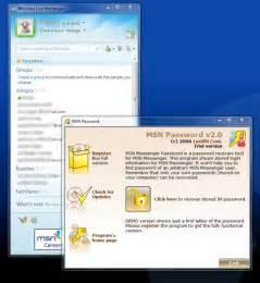 www msn com msn messenger password download