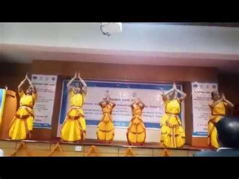 boat song kerala semi classical dance on guru brahma dheem ta dare and