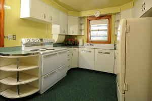 1950 kitchen cabinets 1950s kitchen style afreakatheart