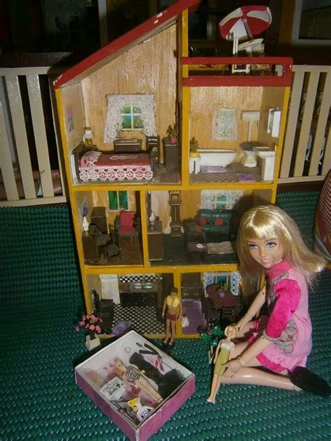 dolls house barbie 192 best images about doll fairy house on pinterest miniature houses and antiques