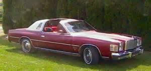 1979 Chrysler Cordoba For Sale 1979 Chrysler Cordoba Pictures Cargurus