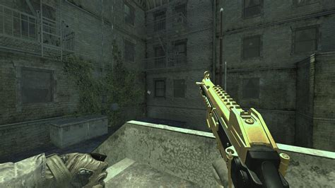 call of duty 4 gold shotgun the gallery for gt ump45 mw2