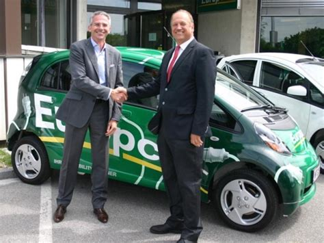 Gebrauchtwagen Europcar by Bei Europcar Ab Sofort Auch Elektroautos Als Mietwagen