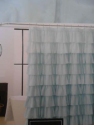 cynthia rowley ruffle shower curtain beautiful ruffles and curtains on pinterest