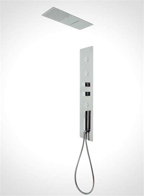 colonne doccia multifunzione colonne doccia multifunzione modello filo shower di grandform