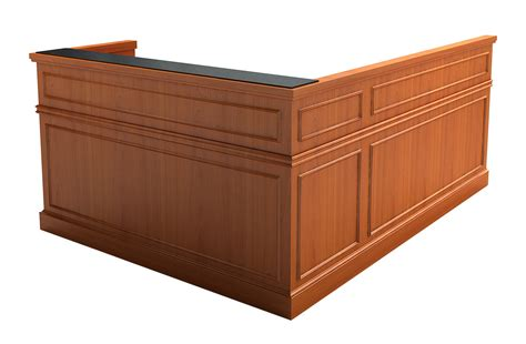 Wood Reception Desks Reception Desk Arnold Wood Reception Desk Lobby Desk Houston And Tx
