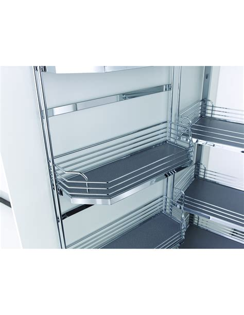 kesseböhmer base cabinet pull out storage ktlfa600sc kessebohmer arena larder solid base baskets